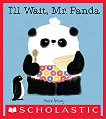 Mr. Panda from Steve Antony's bestselling, funny manners book Please, Mr. Panda is back!This time, Mr. Panda's black-and-white animal friends are curious what he's making, but only one has the patience to stick around. An alpaca, an aardvark,...