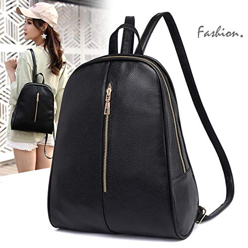 Amazon.com: Womens Backpack 2018 Multi-Function Bag Woman Fashion Leather Female Preppy Style Zipper Mochila School O0620#30: Kitchen & Dining