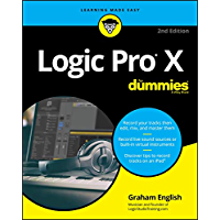Logic Pro X For Dummies (For Dummies (Computer/Tech)) book cover