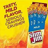 Slim Jim Giant Smoked Meat Sticks, Mild