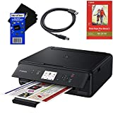 Best Cannon Printers - Canon PIXMA TS6020 Wireless All-in-One Compact Inkjet Printer Review