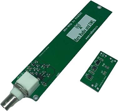 N/A Mini-látigo Activo Antena 10 kHz: Amazon.es: Electrónica