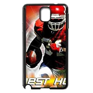 Kansas City Chiefs Samsung Galaxy Note 3 Cell Phone Case Black DIY gift zhm004_8697998