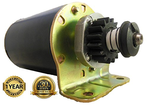 Price comparison product image New starter motor Briggs & Stratton Air Cooled 10 / 11 / 12.5 / 12 / 16 / 18 / 17 / 8HP 497594 497595 693054 491766 5742 GX85 R70 R72R R90 S80 Tractor Europa Sabre