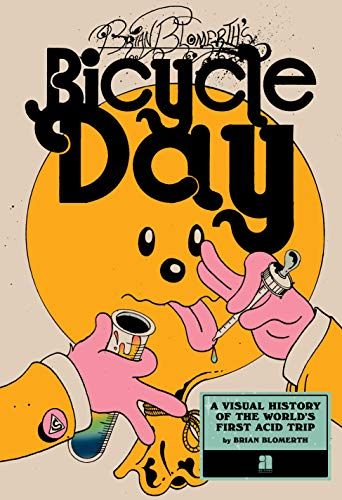 Pdf Graphic Novels Brian Blomerth's Bicycle Day