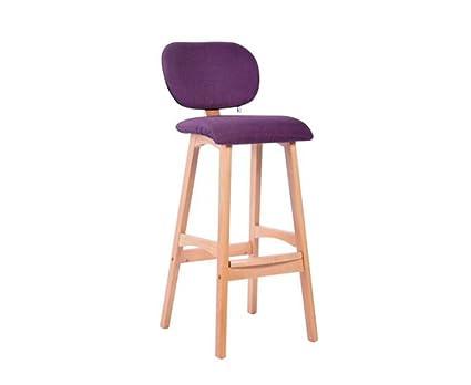 Sgabello in legno sgabello da bar sgabello da bar sedia in legno