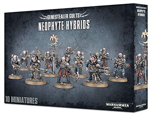 (Warhammer 40k Genestealer Cults Neophyte)