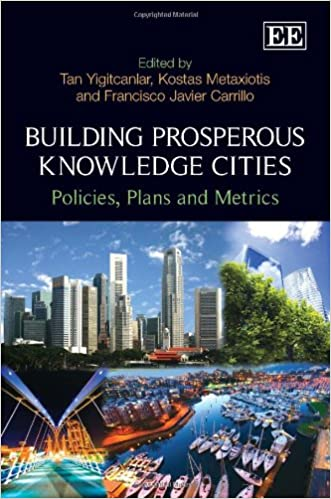 Building Prosperous Knowledge Cities: Policies, Plans and