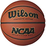 Wilson NCAA Replica Game Basketball (28.5-Inch)