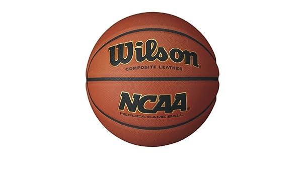 Wilson NCAA Replika - Balón de Baloncesto: Amazon.es: Deportes y ...