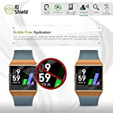 IQShield Screen Protector Compatible with Fitbit