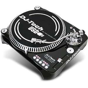 DJ-tech Vinyl USB 50 - Plato de dj HI-Torque profesional (USB 2.0)