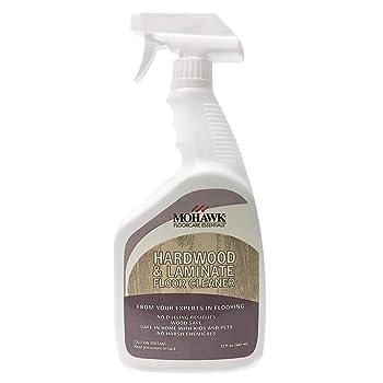 Mohawk Floorcare Essentials Hardwood And Laminate Floor Cleaner