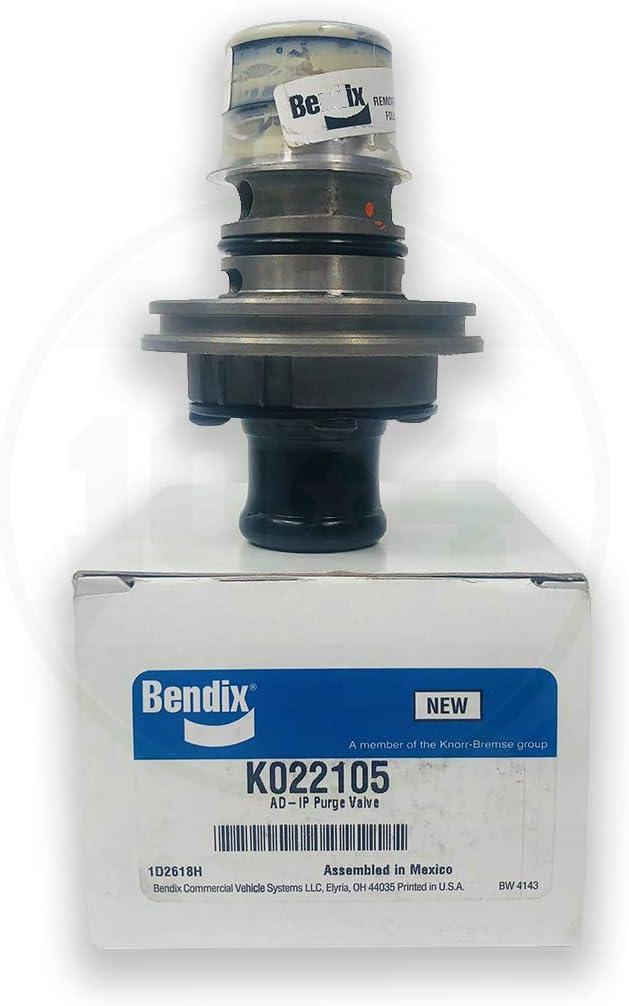 Replace Bendix K022105 Purge High Boost Purge Valve Kit For AD-IP 801266//065612