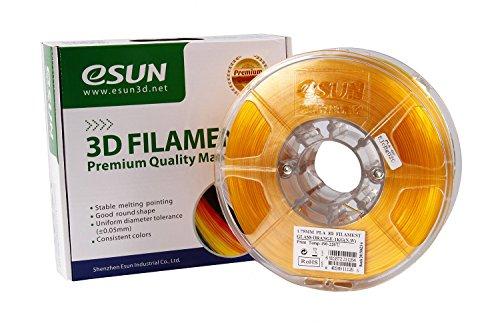 eSUN 1 75mm Orange Printer filament
