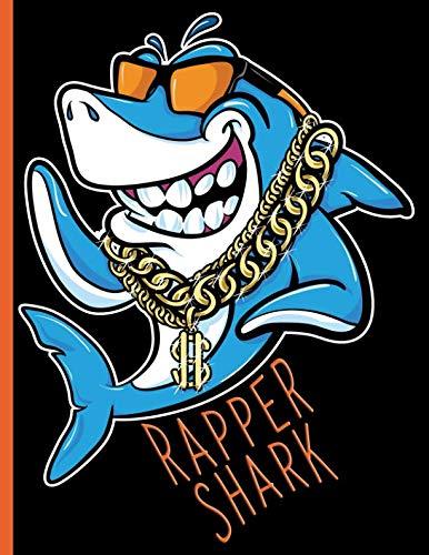 Rapper Shark ~ Hip Hop Rapping Singing