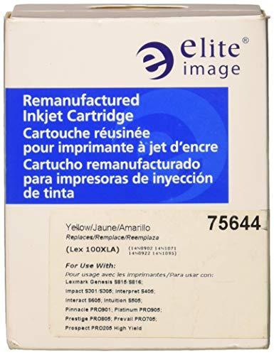 Elite Image ELI75644 Remanufactured Lexmark 100 Toner Cartridges Ink