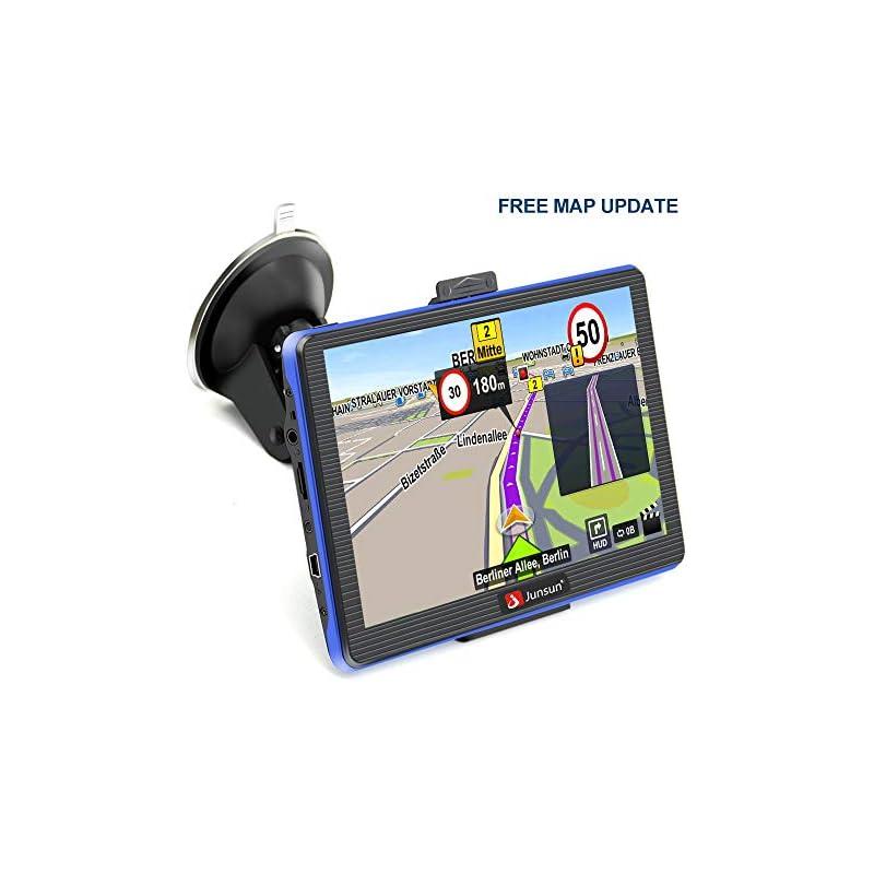 GPS Navigation for Car 7 inch GPS System
