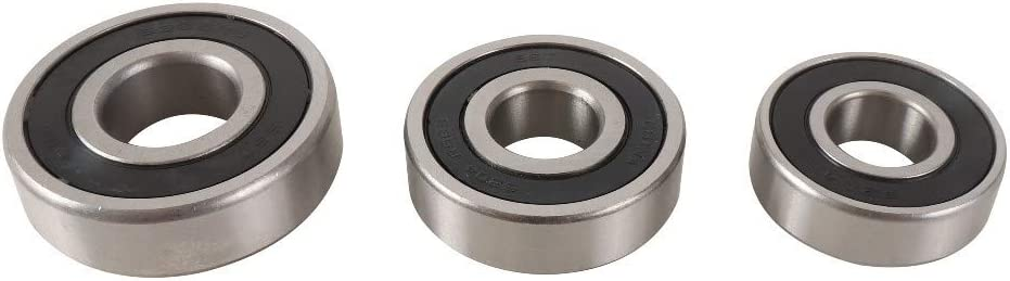Pivot Works PWRWS-S26-000 Rear Wheel Bearing and Seal Kit