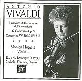 Vivaldi: Il Cimento Dell'Armonia e Dell'Inventione: 12 Concertos Op. 8 / Concertos RV 516 & RV 546 (1989-10-20)