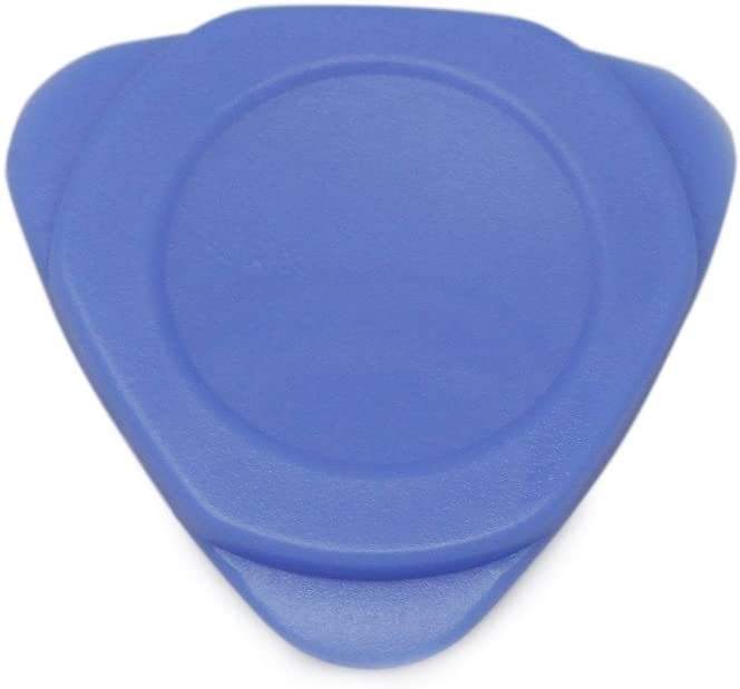50pcs Pry Opening Tool for Cell Phone Tablets CASE LCD iPhone Laptop Repair/Guitar Pick Blue