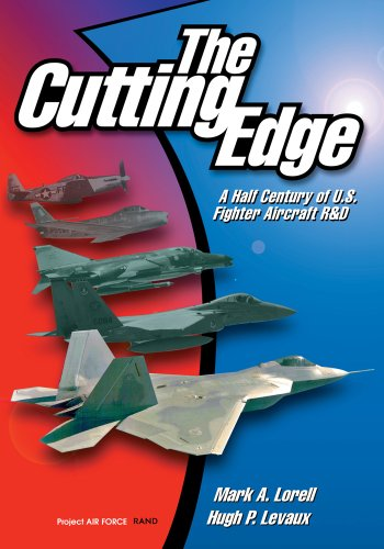 The Cutting Edge: A Half Century of U.S. Fighter Aircraft R&d: A Half Century of U.S. Fighter Aircraft R and D