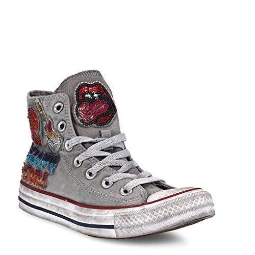 Converse 156909c - Zapatillas de Lona para mujer