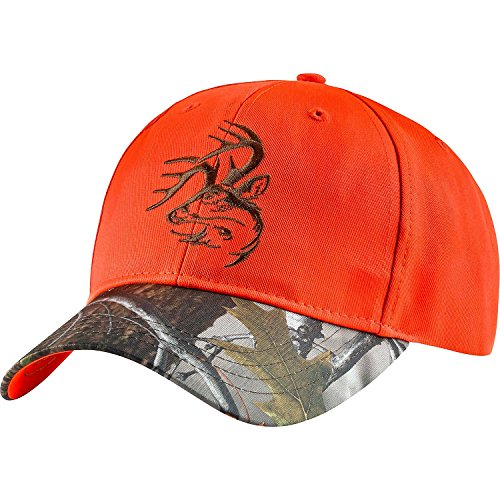 Legendary Whitetails Men's Gun Club Cap Blaze Orange