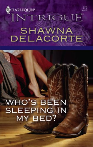 book cover of Who\'s Been Sleeping in My Bed?