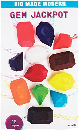 gem crayons - 1