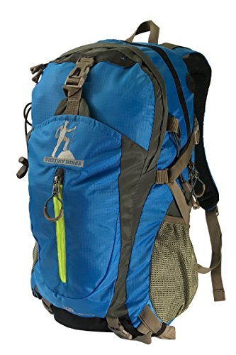 The Day Hiker 40L Backpack (Blue)