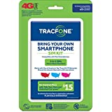 TracFone Bring Your Own Phone SIM Activation Kit (Includes T-Mobile Compatible SIM)