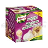 Knorr Garlic Mini Cubes - 2.8 oz. box, 24 per case