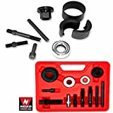 Gm; Ford And Chrysler Pulley Puller And Installer Kit
