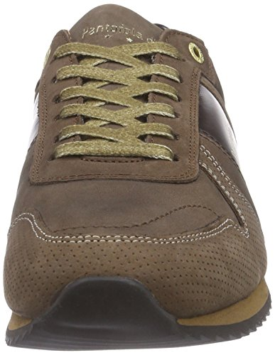 Pantofola dOro TERAMO Herren Sneakers Braun (Coffee Bean)