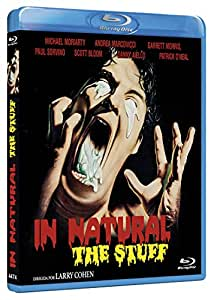 In-natural  (The Stuff) - 1985 [Blu-ray]
