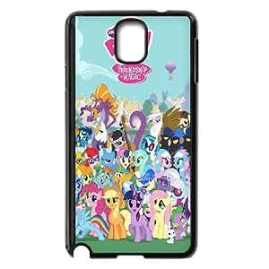 My Little Pony Samsung Galaxy Note 3 Cell Phone Case Black NRI5035872