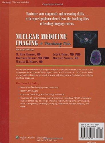 Nuclear Medicine Imaging: A Teaching File (LWW Teaching File Series)