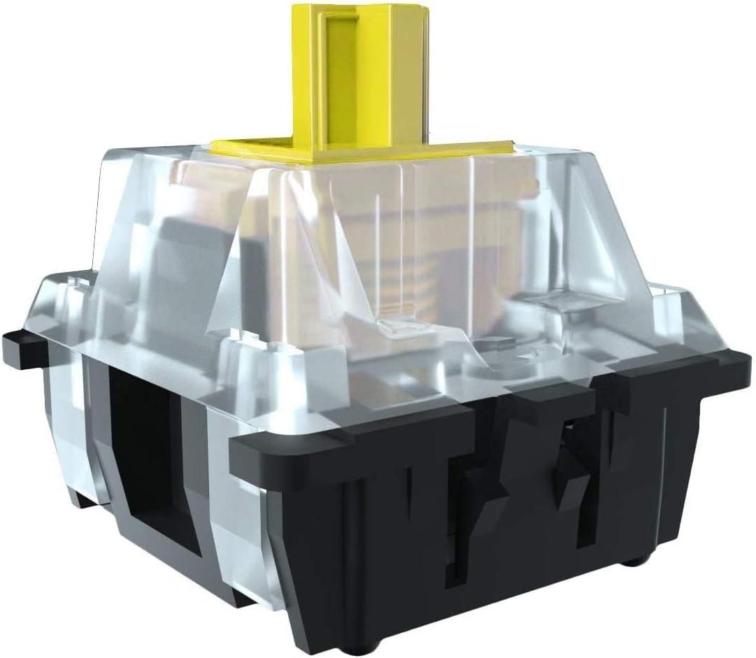 Gateron Optical Yellow switch