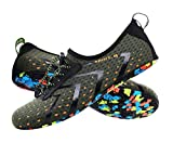 WaltZon Mens Womens Water Shoes
