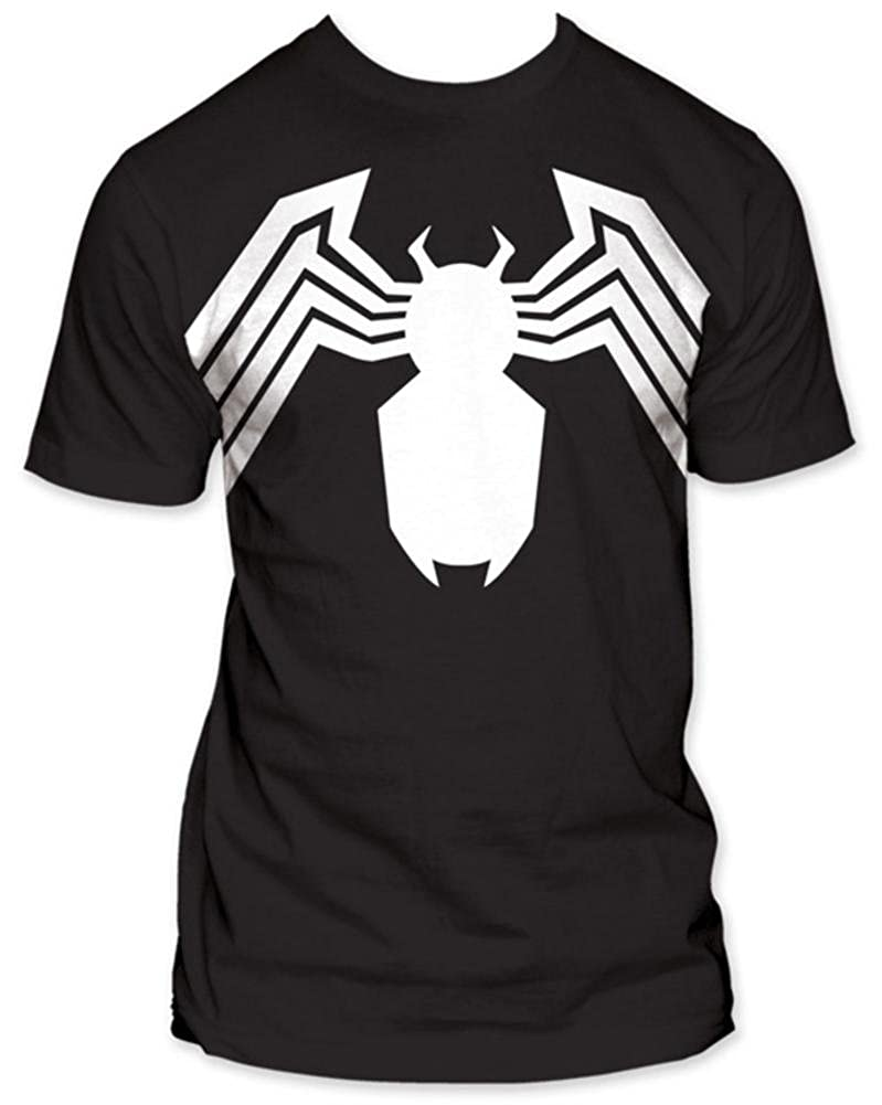 Marvel Comics Venom - Traje Camiseta Talla M: Amazon.es ...