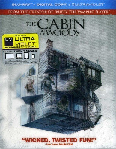 (Cabin In The Woods [Blu-ray + Digital)