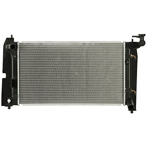 Toyota Corolla New Radiator - Klimoto Brand 2428 New Radiator For Corolla Matrix 03-08 Vibe 03-06 1.8 L4