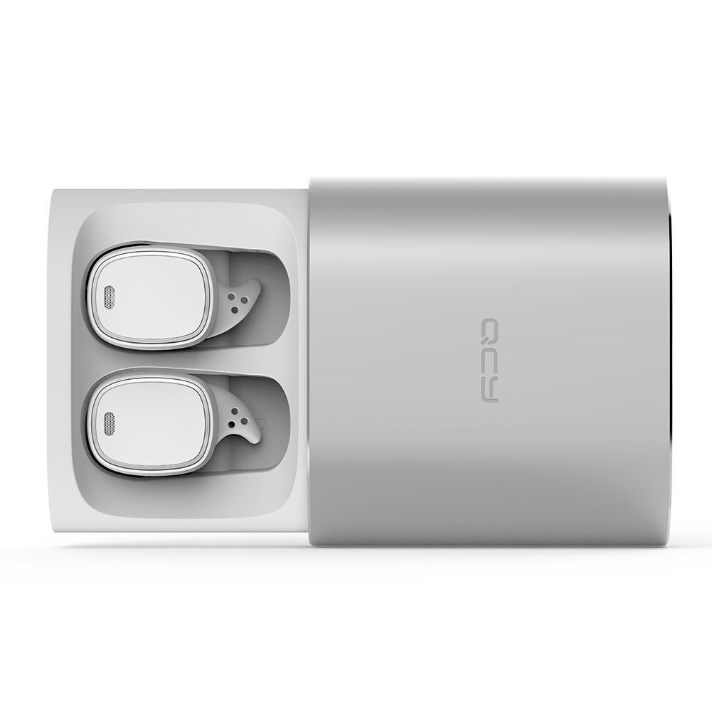 Hillrong QCY T1 Pro Mini TWS - Auriculares in-Ear inalámbricos con micrófono: Amazon.es: Electrónica