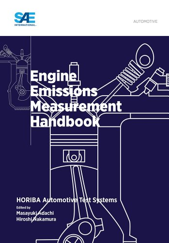 Engine Emissions Measurement Handbook