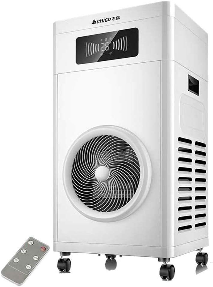 DFGH Calentador Industrial con Control Remoto, soplador de Aire Caliente a Temperatura Constante | Secadora 220V3300W -Adecuado para calefacción de área Grande Inicio | Fábrica | Taller de producción