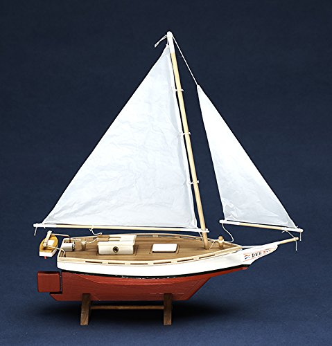 (Seaworthy Small Ships Skipjack Sailboat Kit)