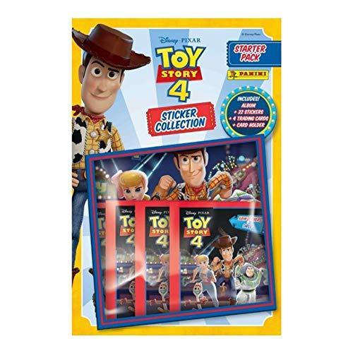 Sticker 65 Panini Toy Story 4