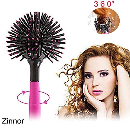 hair brush 3d - 4
