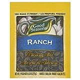 Good Seasons Ranch Dressing, 3.35 oz. packet, Pack of 20